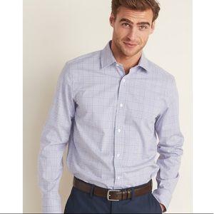 Slim-Fit Built-In Flex Signature Non-Iron Shirt
